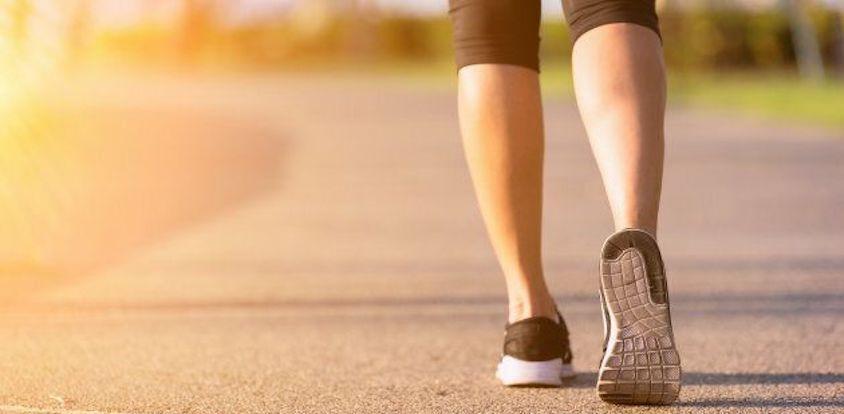 Walking, camminare per dimagrire e stare bene