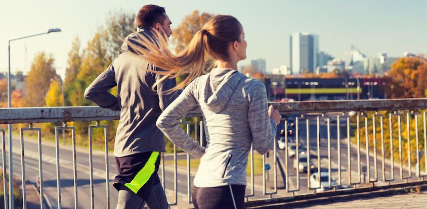 Correre fa bene, allunga la vita e toglie la fame